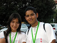 Two Bolivians