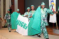 Nigeriam team