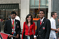 Trinidad and Tobago team