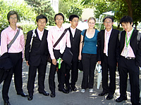 Hong Kong team